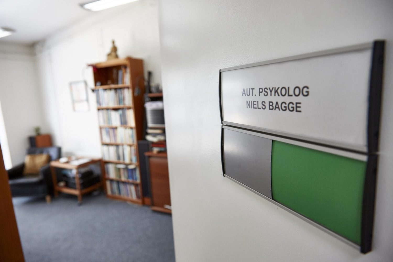 Autoriseret psykolog Niels Bagge